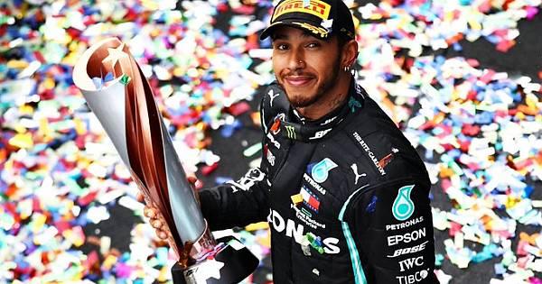 Lewis Hamilton Türkiye GP'sini kazandı