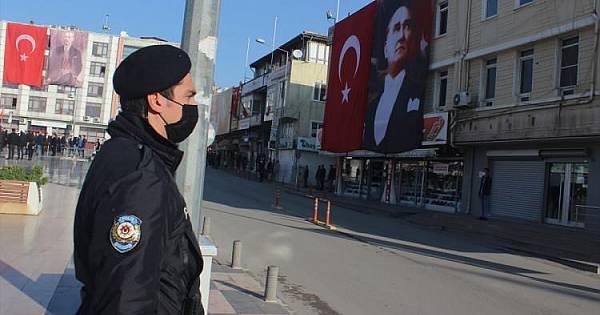 Türkiye'de 1 dakikalığına hayat durdu!