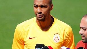 Galatasaray'da 14 futbolcunun ilk Fenerbahçe derbisi heyecanı
