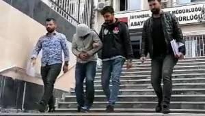 Avcılar'daki Banka Soyguncusu Amasya'da Yakalandı