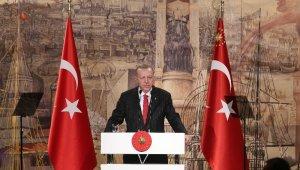 """Cumhurbaşkanı Erdoğan: """"Trump'ın diplomatik nezaketle bağdaşmayan mektubunu elbette unutmadık"""""""