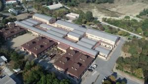 Depremde Zarar Gören Veteriner Fakültesi Yarın 16 konteynerde Hizmete Başlıyor