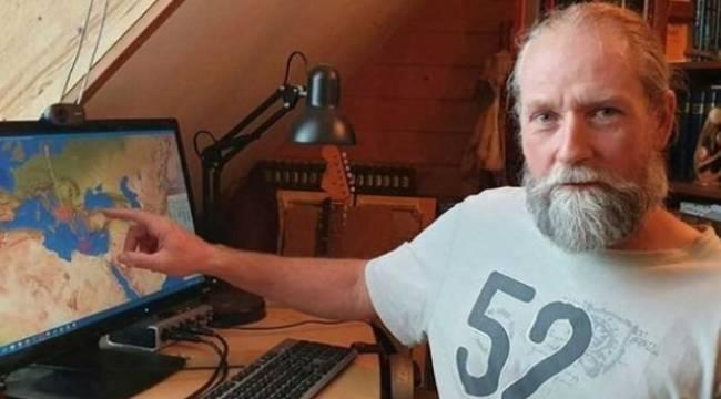 Frank Hoogerbeets Uyardı! 'Mart'ın İlk Haftası Büyük Bir Deprem Olacak'