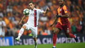 Galatasaray 0-1 Paris Saint-Germain