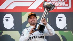 Japonya Grand Prix'si Valtteri Bottas'ın
