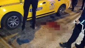 Kadıköy'de taksici cinayeti