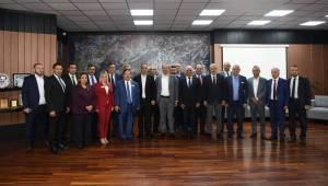 Kıbrıslı Belediye Başkanlarından Avcılar Belediyesine Ziyaret