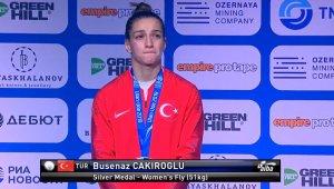 Milli boksçular, Rusya'da 1 altın, 2 gümüş madalya kazandı
