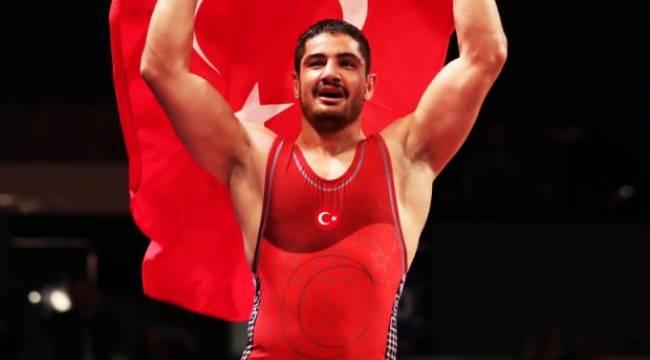 Olimpiyatta Büyük Gurur! Taha Akgül Şampiyon