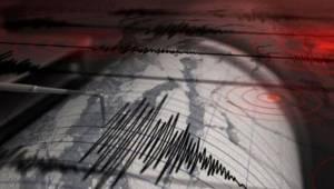 Silivri'de Korkutan Deprem