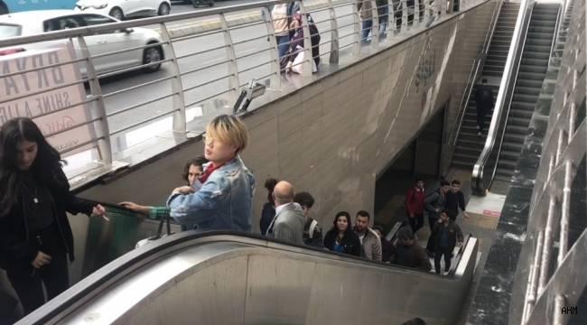 Şişli Metrosundaki İntiharın Detayları Ortaya Çıktı