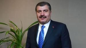 Sağlık Bakanı'ndan 'Ispanak Zehirlenmeleri'yle İlgili Açıklama