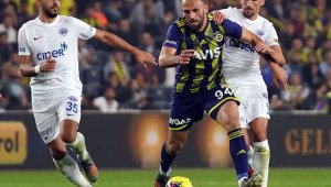 Süper Lig: Fenerbahçe: 3 - Kasımpaşa: 2