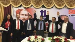 CHP Avcılar İlçe Başkanlığını Erdal Nas Kazandı