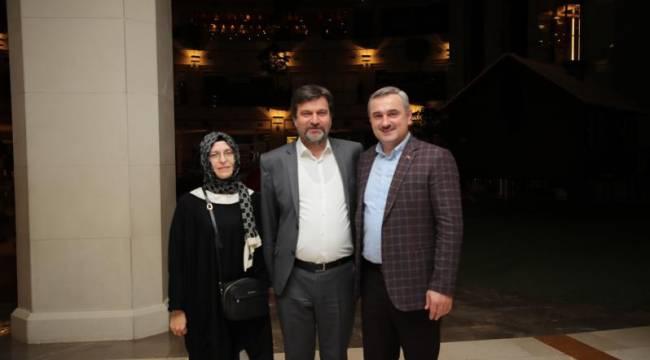 AK Parti Avcılar İlçe Başkanı Karaaslan il organizasyonuna katıldı