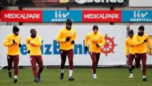 Galatasaray'ın kamp kadrosunda Nzonzi ve Onyekuru yok
