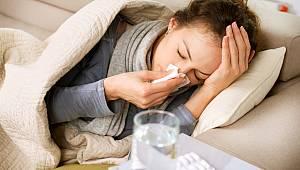 Grip Salgının Panzehiri Ihlamur ve Zencefilli Çay