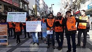 Halkevlerinden Marmara Caddesi'nde