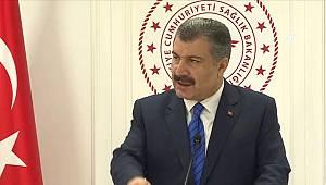 Sağlık Bakanı'ndan Koronavirüs Açıklaması