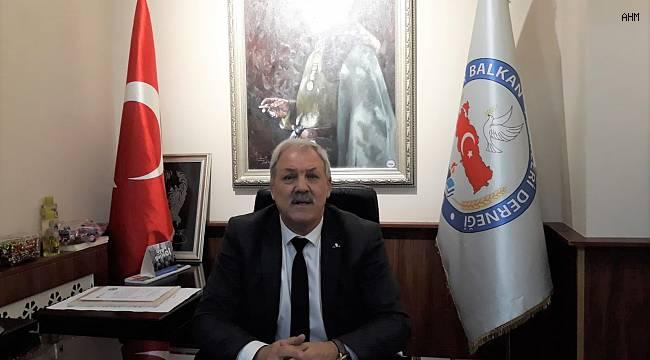 Avcılar Balkan Türkleri Derneği Kamberoğlu: