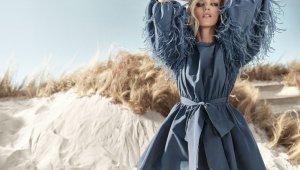 Dünyaca ünlü model yeni sezon için Beymen ile anlaştı