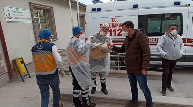36 yurtta 11 bin 269 vatandaş koronavirüs karantinasında!