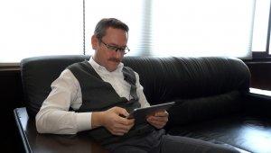 Başkan Kartoğlu'ndan dijital okuma çağrısı