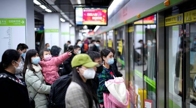Çin'in Wuhan, Kentinde Hayat Normale Dönüyor