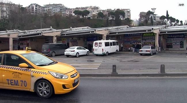 Şehirler arası otobüs seyahatleri durduruldu