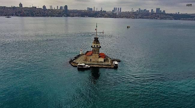 İstanbul Boğazı sessizliğe büründü