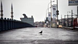 İstanbul'da sokaklar boş kaldı