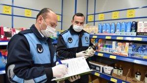 Tuzla Belediyesinin korona virüsle mücadelesi aralıksız sürüyor