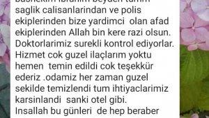 Vali Ali Yerlikaya'dan yurtlardan tahliye edilen vatandaşlarla ilgili açıklama