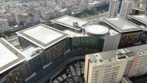 Yenilenen Okmeydanı Hastanesi korona virüs nedeniyle erken hizmete alındı