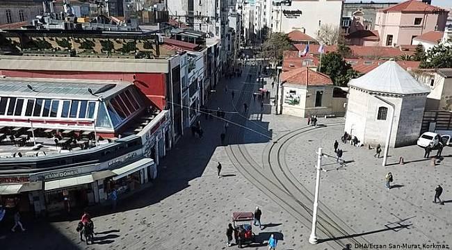30 Büyükşehir ve Zonguldak'ta 2 gün süreyle sokağa çıkma yasağı ilan edildi