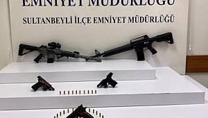 İstanbul'da 23 Nisan kutlamalarında havaya ateş açan 5 magandaya cezai işlem