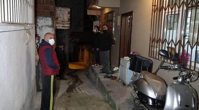 Evli çifte silahlı saldırı: Evinin koridorunda öldürüldü!