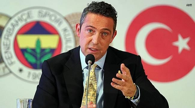 """Ali Koç: """"2021 yılında tüm kulüplerimiz 19 Mayıs'ı beraber kutlayalım"""""""