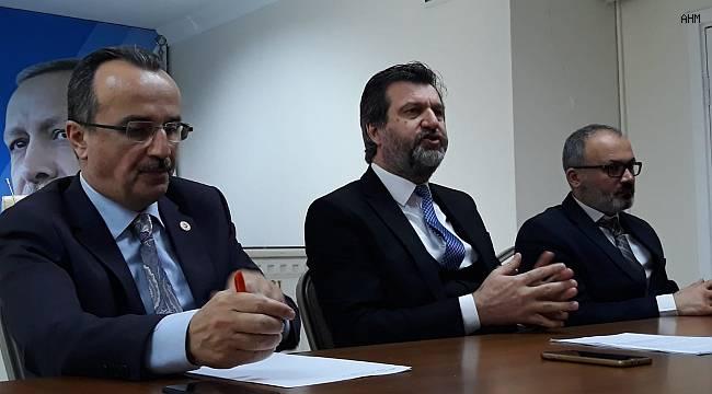 Avcılar AK Parti İlçe Başkanı Karaarslan'dan Başkan Hançerli'ye 'pazar yeri' çıkışı