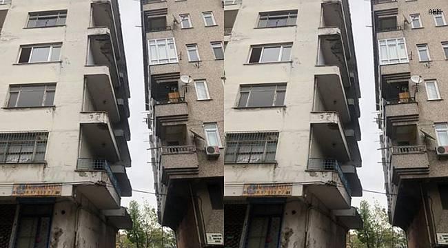Avcılar'daki Bahar Apartmanı 8 aydır yıkılmayı bekliyor!