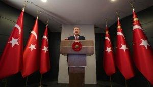 """Cumhurbaşkanı Erdoğan: """"Vicdanınızı ve imzanızı hiçbir gücün emrine vermeyin"""""""