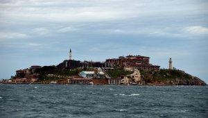Demokrasi ve Özgürlükler Adası ilk kez görüntülendi