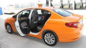 İstanbul Havalimanı'nda taksilere yeni uygulama