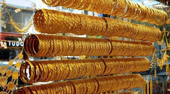 Serbest piyasada günsonu altın fiyatları