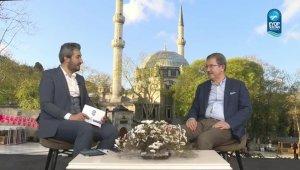 Son Ramazan Özel Programının konuğu Başkan Deniz Köken oldu