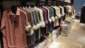 Tekstil piyasası bayram öncesi sessizliğe büründü