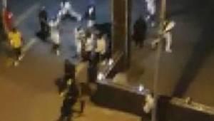 Avcılar'da Nijeryalı iki grup sokağı savaş alanına çevirdi