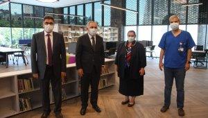 Fatih Belediyesi Topkapı Kütüphanesi açıldı
