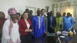 ULUSKON Başkanı Atasoy'dan iş adamlarına Afrika çağrısı