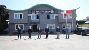 Zeytinburnu Afet ve Acil Durum Yönetim Merkezi açıldı